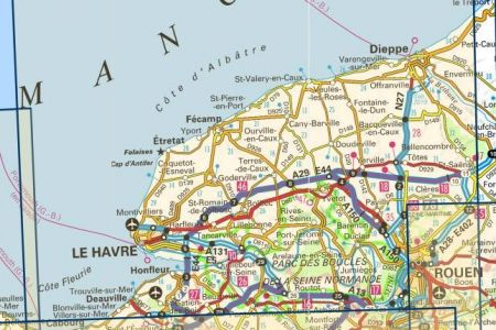le havre tourist map » Full HD MAPS Locations - Another World ...